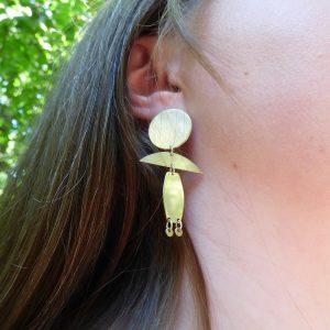 Atlas II Earrings